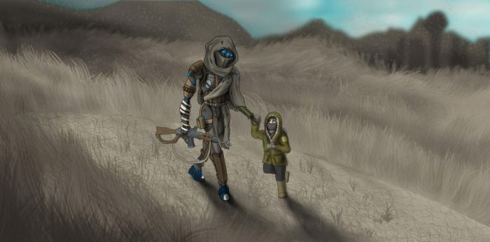 Fallout: What it means to be Human by predman1227