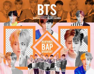 Pack Png 1219 // BTS (LY - Answer) L Ver by BEAPANDA
