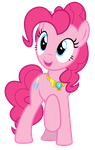 Vector: Pinkie Pie 8 by EStories