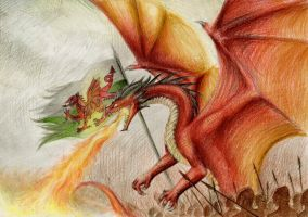 The Pride of Wales by Azcazach