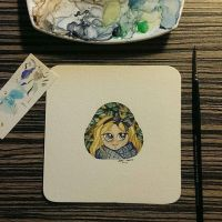 Alice In Wonderland by aaalleexx