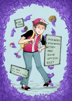 Twitch Plays Pokemon: Helping Hands by cliffybiroguy