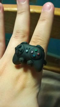 Ps3 controller ring by InfinityCrash