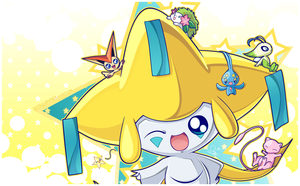 Jirachi and Friends