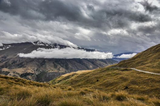 Otago-Queenstown by artismagica