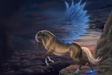Guardian of the Wind by RisingAngelss