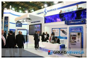 Is Bankasi Exhibition Stand Photo by GriofisMimarlik