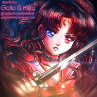Request: Akumu (Sailor Moon OC) by galia-and-kitty