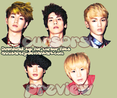 SHINee Lucifer Japan by annisaretry