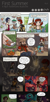 First Summer - A Rijon Adventures Nuzlocke [Pg. 6] by Krisantyne