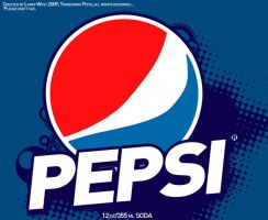 My Revised Pepsi Can Logo by luvataciousskull