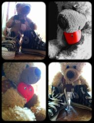 what's up with the bear? by agnese9