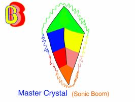 Master Crystal (Sonic Boom) by BenBandicoot