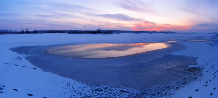 winter_sunset_panorama_2 by victor23081981