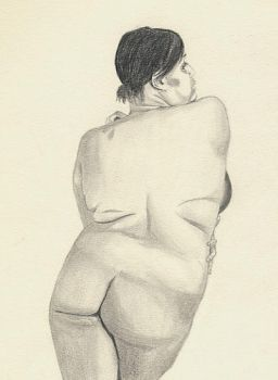 Figure Drawing no. 198 by TheSymbiote