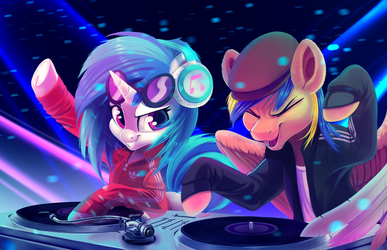 Hard bass by Taneysha