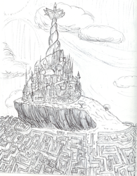 The Ivory Tower by Sammi-The-FF-Freak