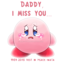 Rest in Peace Satoru Iwata by Hime--Nyan