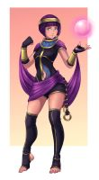 Menat by cheshirrrrr