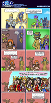 Hots Comics - Corruption by Memoski