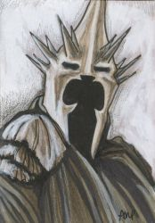 LotR PSC Witch King by AshleighPopplewell