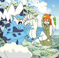 Milla VS Thundurus