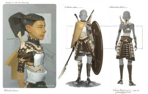 SunKnights - Rider Armour by CaconymDesign