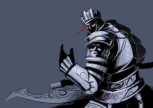 Champion Gundyr by Underpable