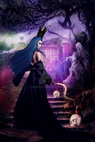 Wicked Queen by Carinka000