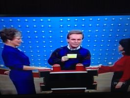 1989 Family Feud game show scene with Ray Combs by dth1971