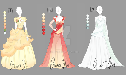 :: Adoptable Rose Outfit: CLOSED :: by VioletKy