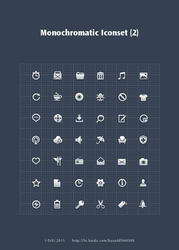 .comMonochromatic Iconset_2 by aipotuDENG