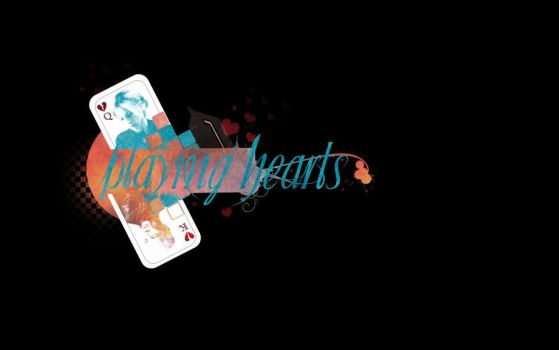 Playing Hearts by bogwitch