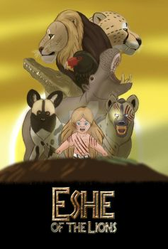 Eshe of the Lions by imaginativegenius099