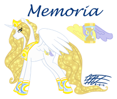 Memoria: Contest Entry by Thyme-Paradox