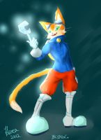 Blinx The Time Sweeper by herakushi