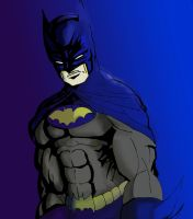 Batman by jerome13001