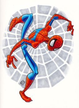 Spiderman by Chad73