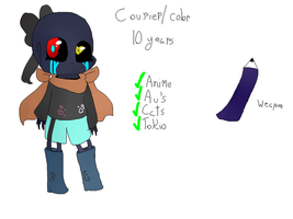 Courier (New OC) by Kitty-sunne