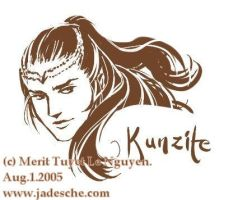 Kunzite by merit