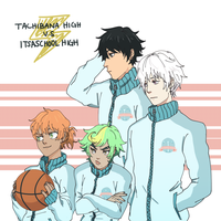 TACHI bball team~~ by komplexity