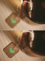 for the love of green tea by UNITEDcolorz