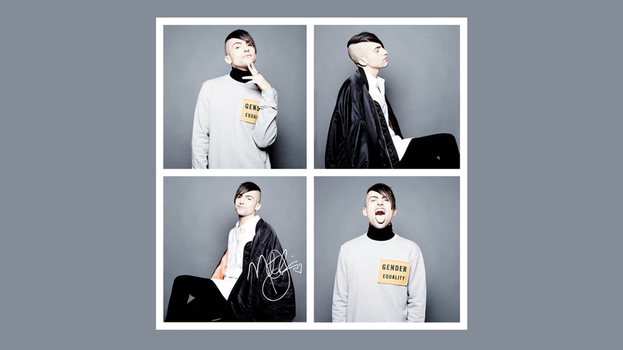 Mitch Grassi - Wallpaper by SecariTheHalfBlood