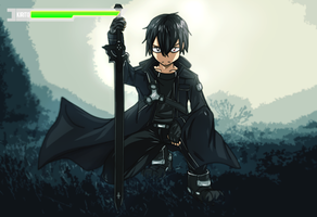 SAO screenshot 0001 by Shinobka