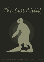 TMNT FAN CHARACTER COMIC | The Lost Child - Cover by MeWi-or-Lara