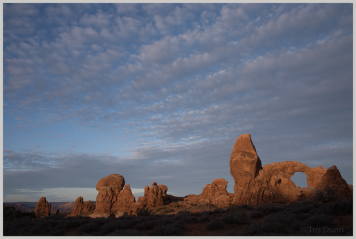 Turret Arch by Pinedrop