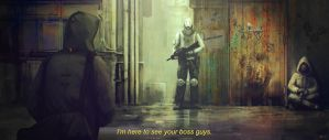 I'm looking for tha Boss by artificialdesign