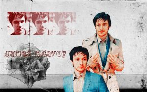 James McAvoy 3 by Fidelian