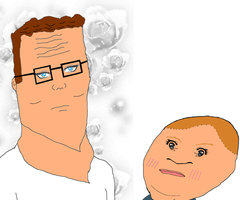 Hank Hill Seduces a Bobby by HankPropaniac57