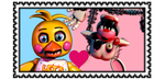 Toy Changle stamp F2U by TinkerBellTheChihua